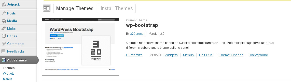 thesis theme customize nav menu Step 26 of our complete guide to using thesis 2 theme for wordpress  we'll  use our color scheme to make the nav menu match our target build there are.