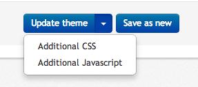 Additional Java Script