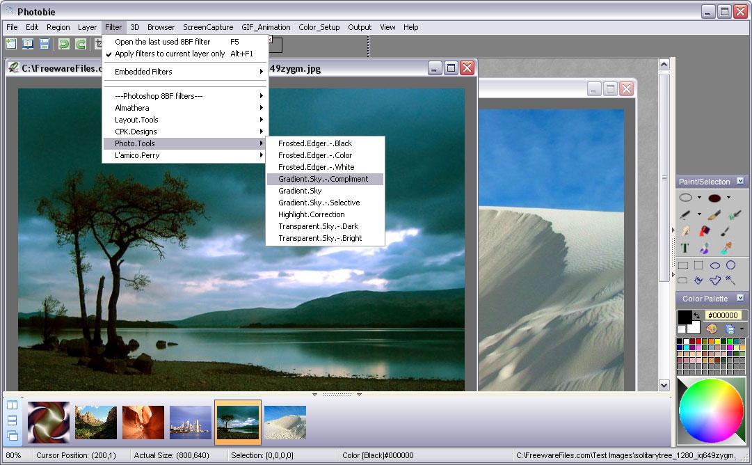 photo editing eLearning