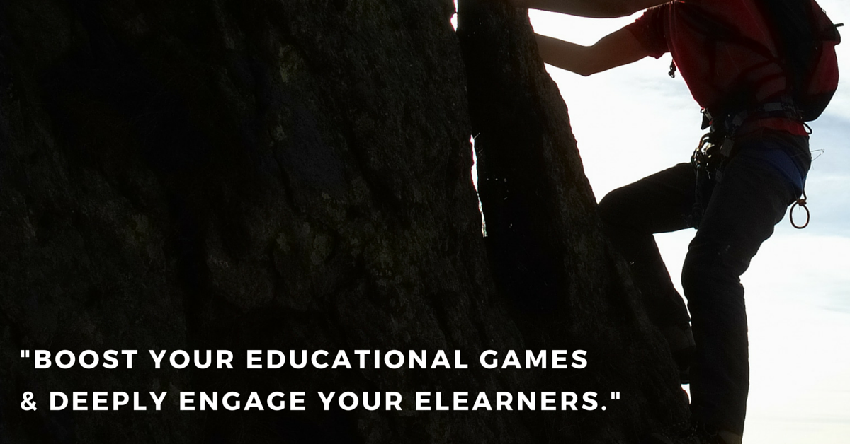 ways to level up your elearning games