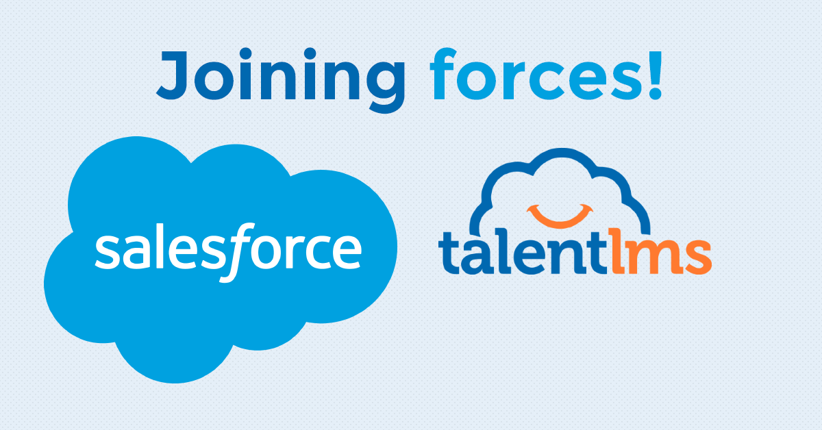 Salesforce TalentLMS integration teaser
