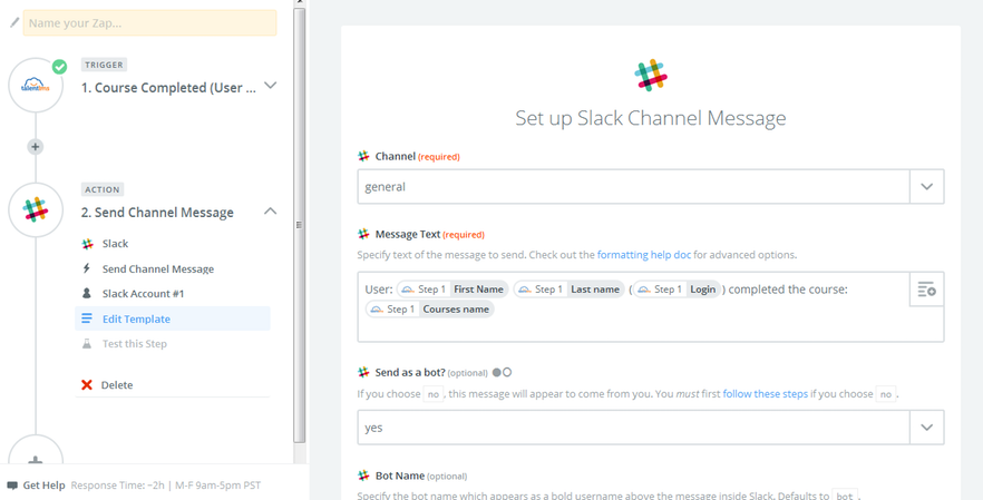 slack-field-names-talent-lms-integration