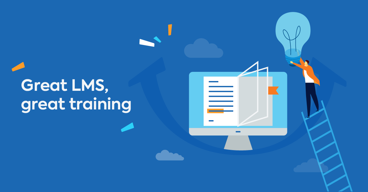 Why is a training LMS necessary for business success?
