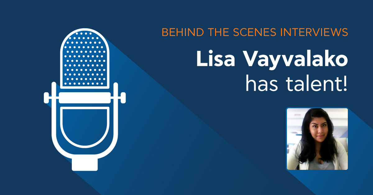 Interviewing TalentLMS' Account Manager, Lisa Vayvalako