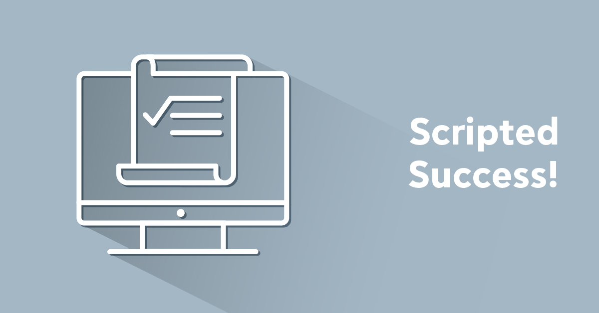 Scenario-based Learning: Training Scenarios for Successful eLearning