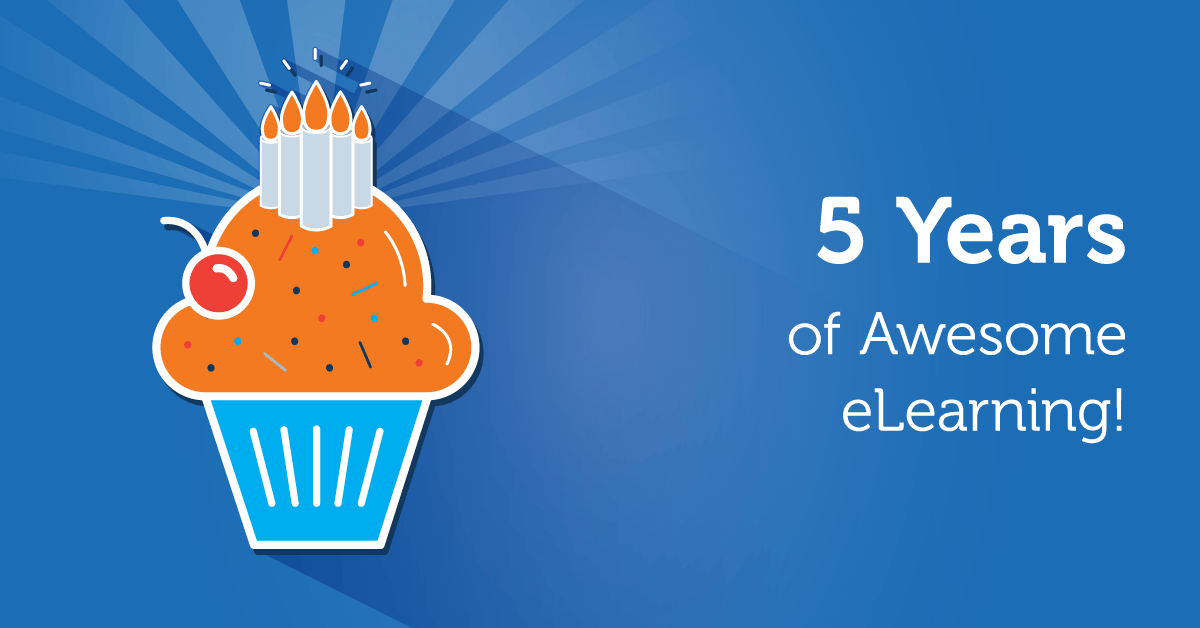 Happy 5th birthday, TalentLMS - TalentLMS Blog