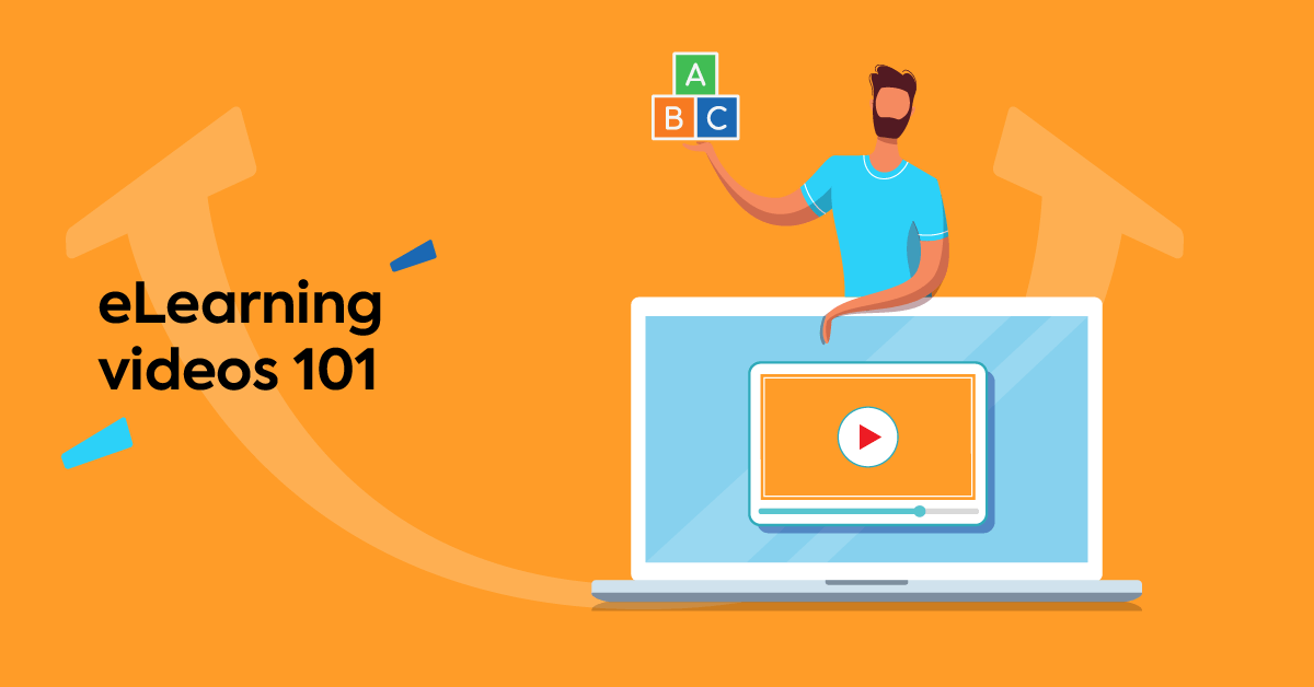 Video in eLearning: 5 Reasons to Include Videos in Your Online Training Courses