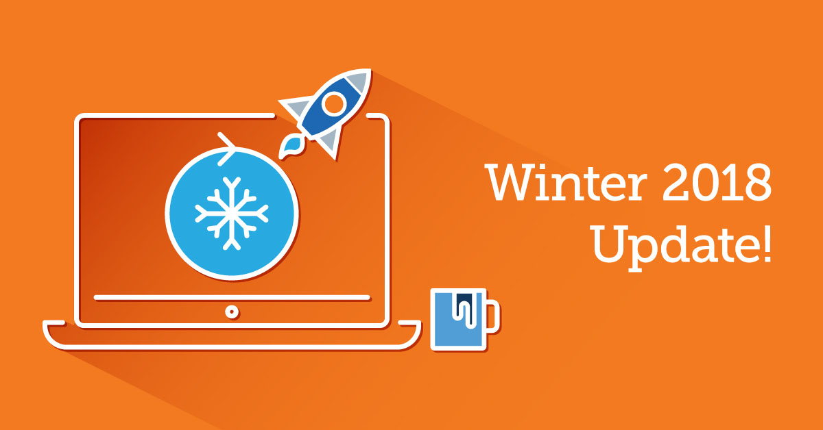 Keep warm with our winter TalentLMS update! - TalentLMS Blog