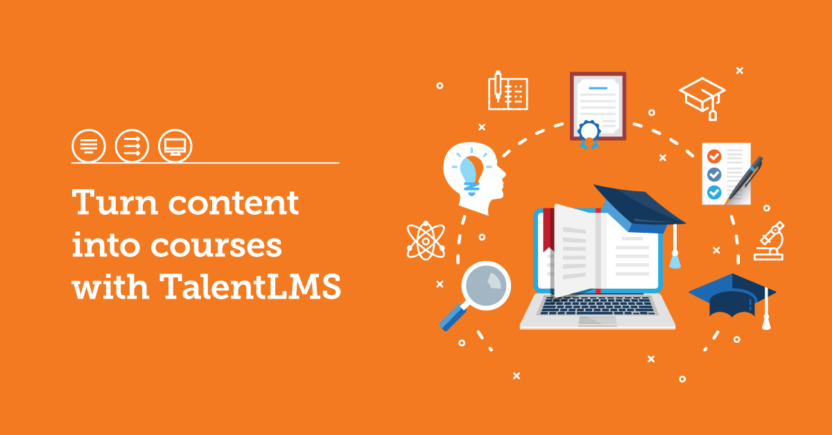 How to create an online course in TalentLMS