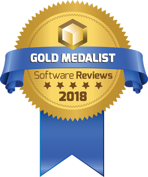 software reviews badge
