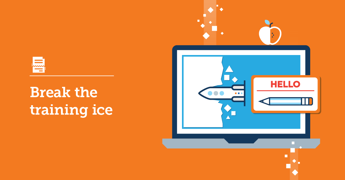 8 icebreaker questions to enhance employee engagement in online training