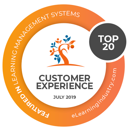 customer experience badge