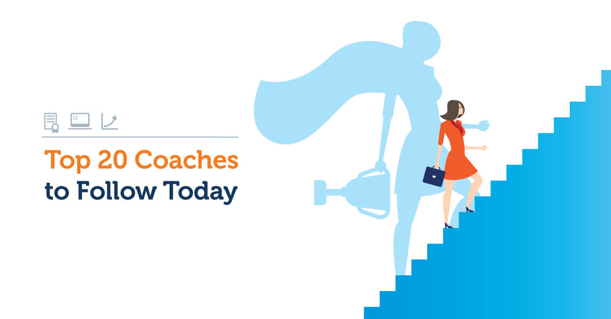 Top 20 female career coaches to follow right now