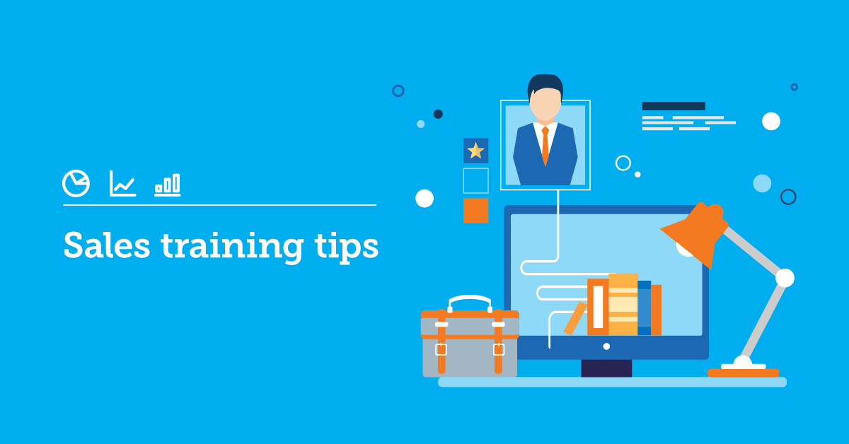 8 best sales training tips to seal the deal