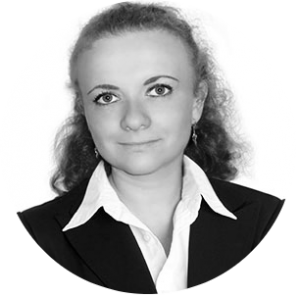Instructional Designer Marina Arshavskiy headshot