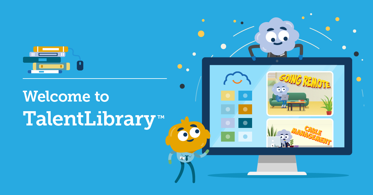 Introducing TalentLibrary: Online Courses to Launch Your Training
