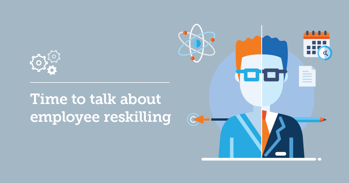 How to develop a complete employee reskilling program easily - TalentLMS