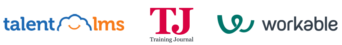 Survey statistics on employee reskilling and upskilling training | TalentLMS, Workable, and Training Journal