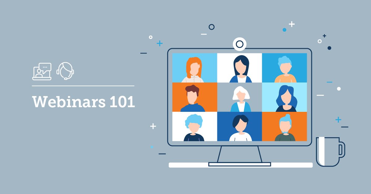 How to use training webinars in employee training