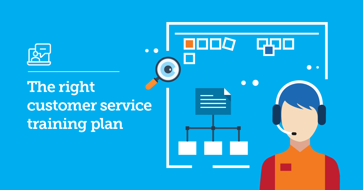 How to create the right customer service training plan