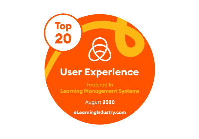 TalentLMS awards 2020 - ELI user experience