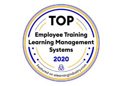 TalentLMS awards 2020 - ELI Employee training