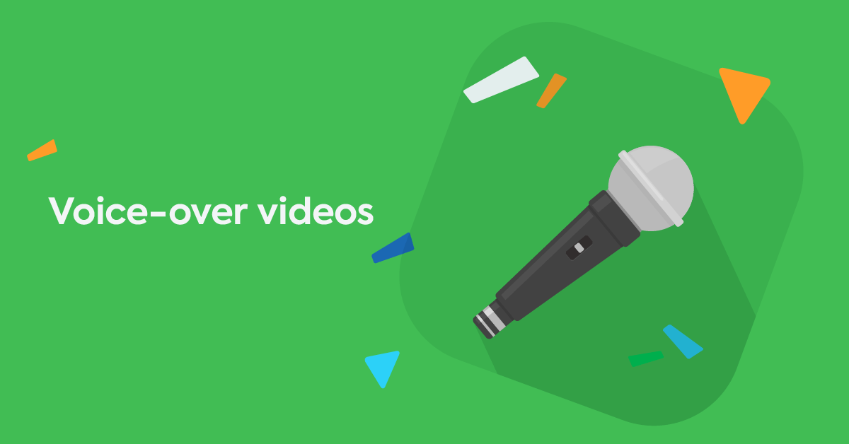 How to Create eLearning Voice-Over Videos: A Step-By-Step Guide with Examples