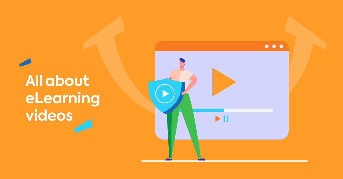 eLearning videos: The ultimate guide for successful video-based learning