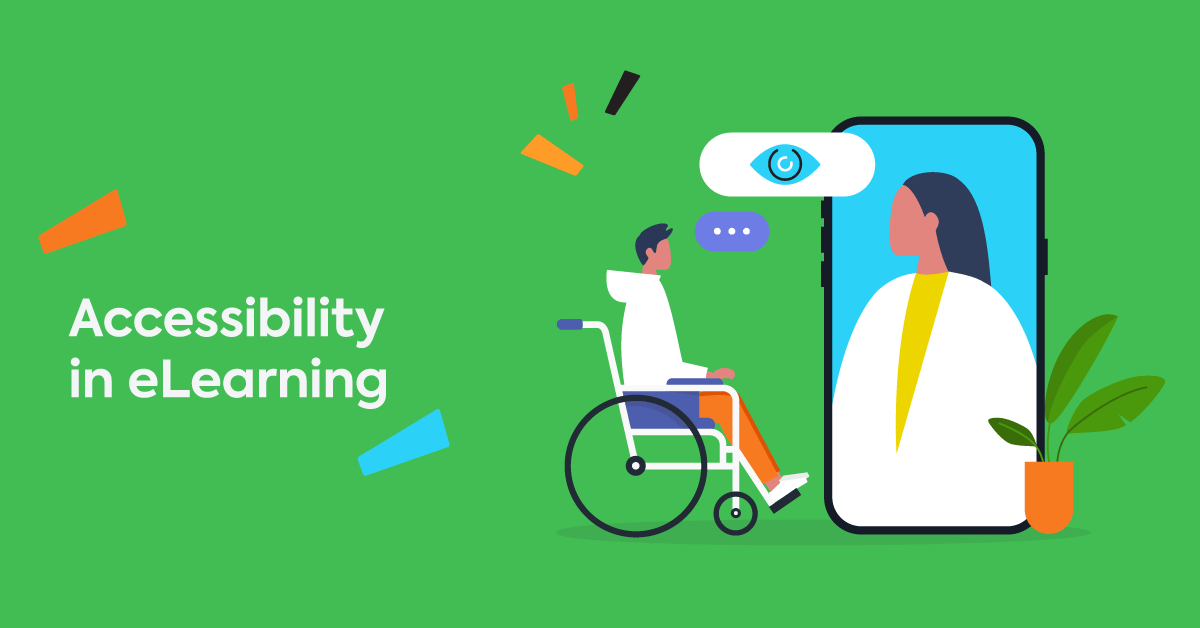 Building accessible training for people with disabilities