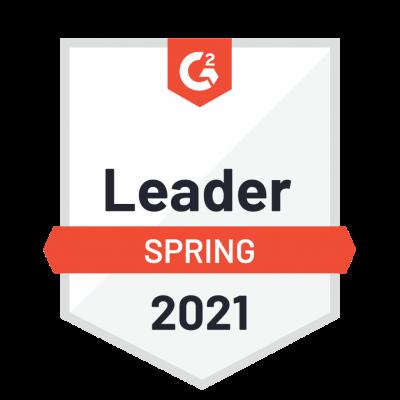 G2 Leader spring 2021