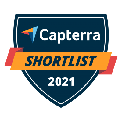 capterra Shortlist 2021