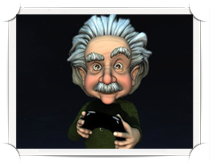Einstein_gaming_enables_learning