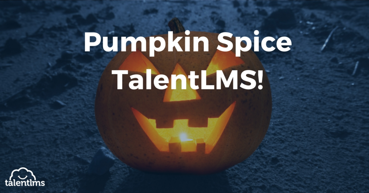 TalentLMS Halloween Update 2015