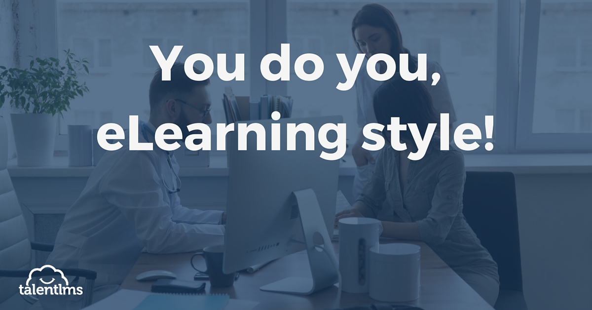 customize your eLearning courses