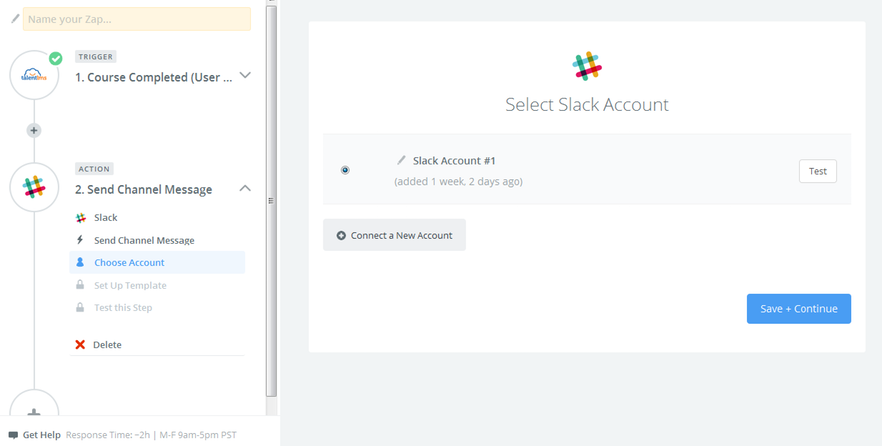 zapier-slack-authorization-talent-lms