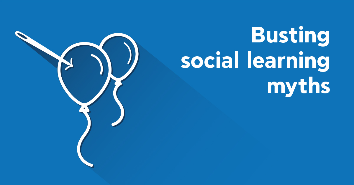 5 Social Learning Myths Busted - TalentLMS Blog