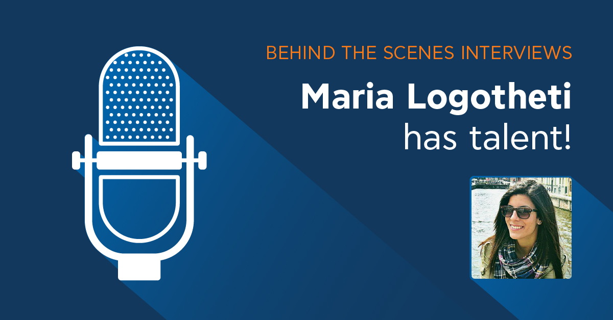 Interview with TalentLMS' Customer Support Assistant, Maria Logotheti - TalentLMS Blog